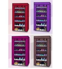Tủ giày 6 tầng đa năng tiện ích cho gia đình