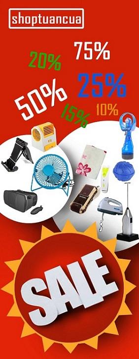 Hàng trăm sản phẩm khuyến mại hấp dẫn dành cho bạn khám phá!!!!