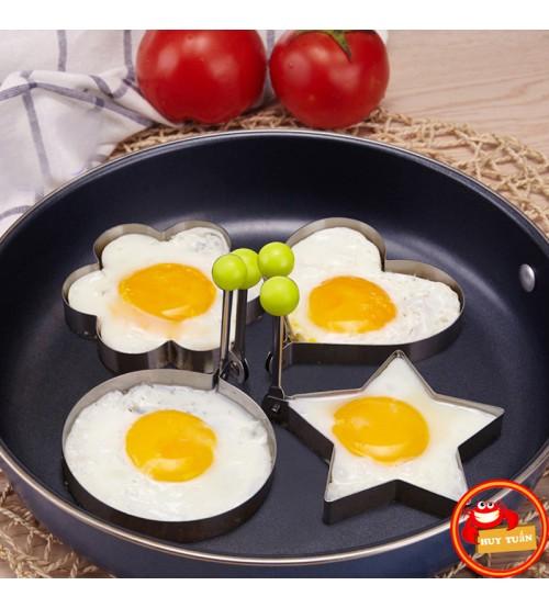 Khuôn tạo hình trứng tráng, bánh ngọt