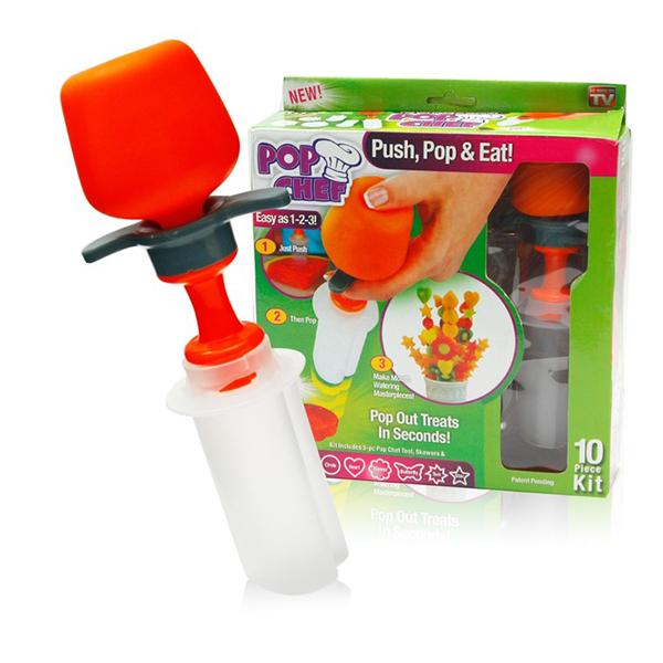 Dụng cụ cắt rau quả tạo hình Pop Chef
