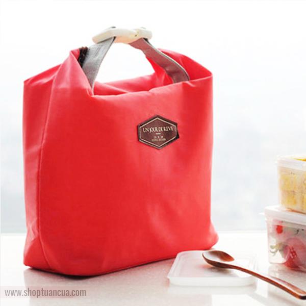 Túi giữ nhiệt kiểu dáng Hàn Quốc
